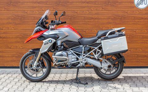 001 - BMW GS
