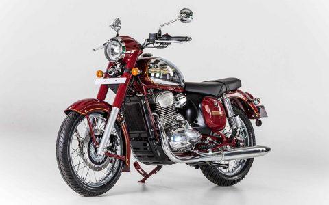 001 - Jawa 300 CL
