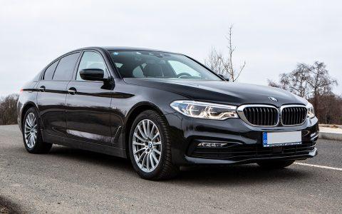 013 - BMW 530 D