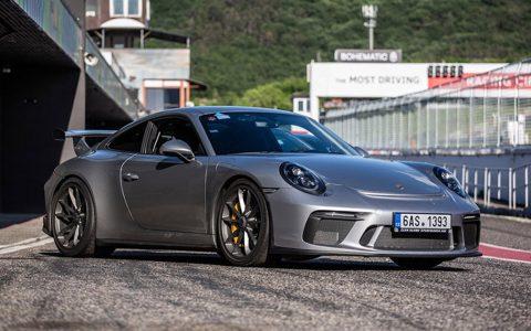 Porsche GT3 991.2 - 015